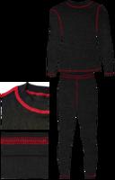 Термобельё детское NordKapp Junior Reimo (черный)